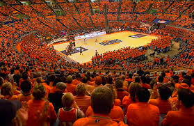 The Fighting Illini at State Farm Center
