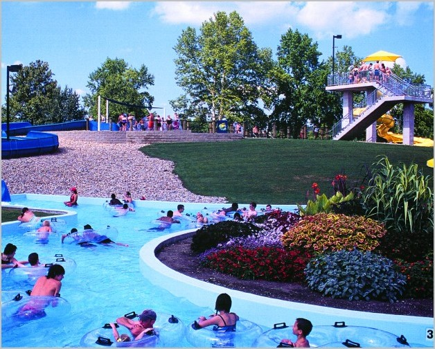 Sholem Aquatic Center – Champaign, IL