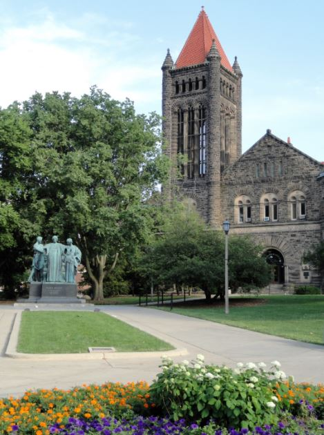Altgeld's Hall, U of I Campus – Champaign, IL